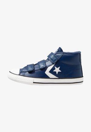 STAR PLAYER - Zapatillas altas - navy/mason blue/vintage white
