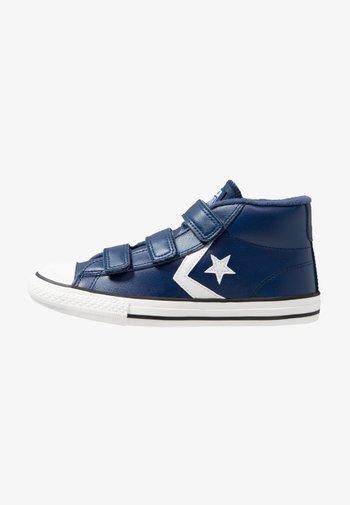 STAR PLAYER - Sneakers alte - navy/mason blue/vintage white
