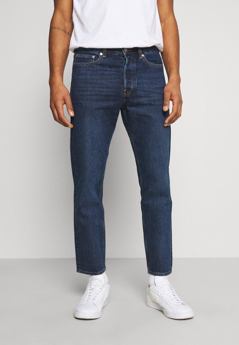 ARKET - Slim fit jeans - blue dark