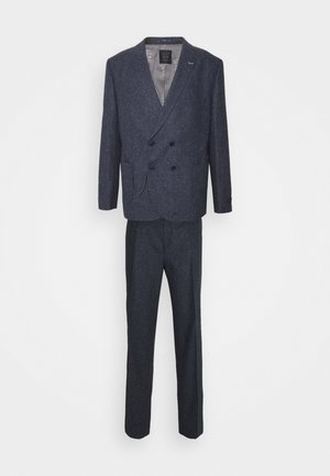 JOCELYN SUIT PLUS  SET - Suit - navy