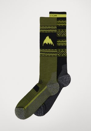 2 PACK - Sports socks - black