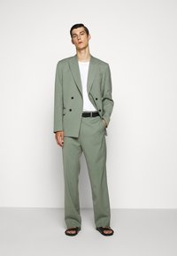 J.LINDEBERG - HAIJ SUMMER  - Trousers - dusk green - 1