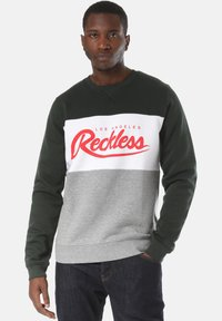 Young and Reckless - Sweatshirt - green - 0