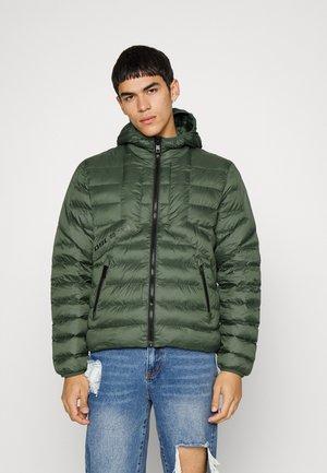 DWAIN - Winterjas - green