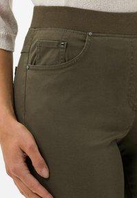 BRAX - Trousers - olive - 3
