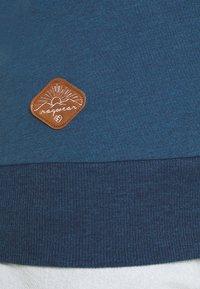 Ragwear - NEREA - T-shirt à manches longues - navy - 5