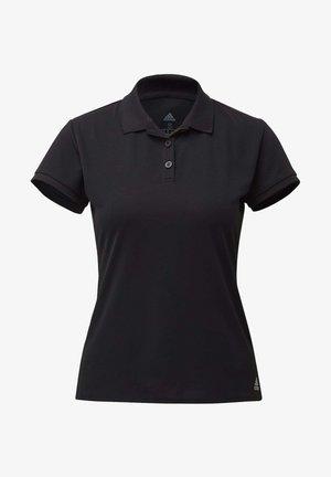 CLUB POLO SHIRT - Polo shirt - black