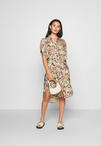 Monki - NINNI DRESS - Skjortekjole - multi coloured - 1