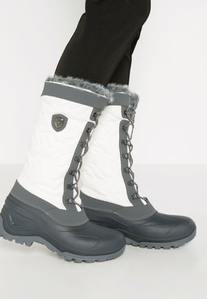NIETOS - Winter boots - gesso