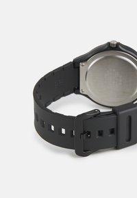 Casio - UNISEX - Watch - black/silver-coloured - 1