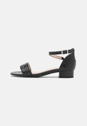 PIONA - Sandály - schwarz