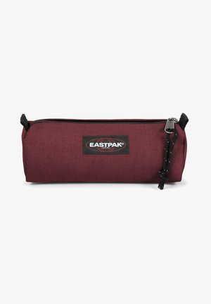 BENCHMARK SINGLE - Wash bag - crafty wine