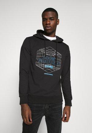 JCOBIGU HOOD - Sweatshirt - black