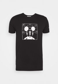 Iceberg - NEW COLLECTION WITH MICKEY MOUSE - Print T-shirt - nero - 3