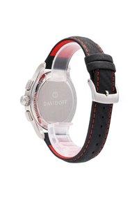 DAVIDOFF - ESSENTIALS  - Chronograph watch - schwarz-silber - 1