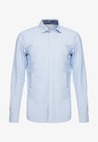 Tommy Hilfiger Tailored - POPLIN CLASSIC SLIM FIT - Kauluspaita - blue - 3