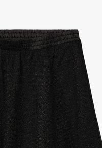 Mini Molly - GIRLS SKIRT - Mini skirt - black - 3