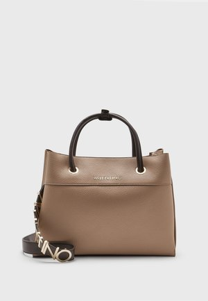 ALEXIA - Handbag - camel