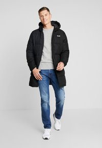 Schott - ALASKA - Winter coat - black - 1