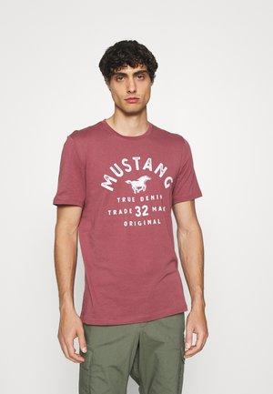 ALEX - T-Shirt print - nocturne