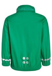LEGO Wear - DUPLO JUSTICE - Waterproof jacket - light green - 2