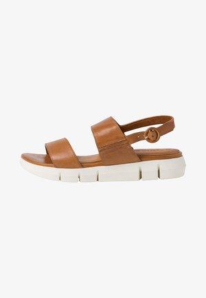 WOMS SANDALS - Walking sandals - brown