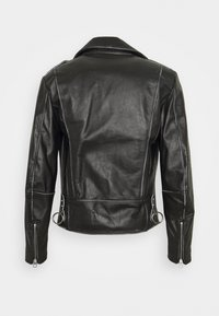 Replay - Leather jacket - black - 1