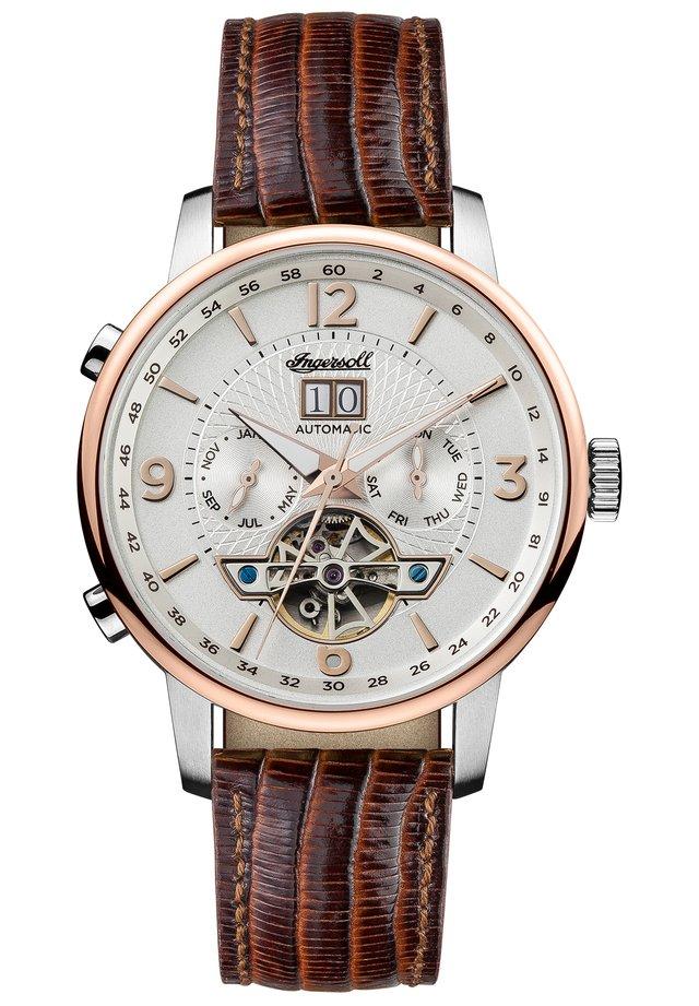 Cronografo - bicolor