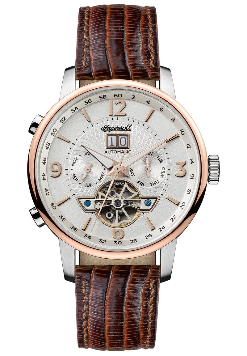 Ingersoll - Cronografo - bicolor