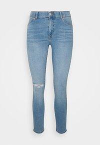 Dr.Denim Petite - PLENTY - Jeans Skinny Fit - storm light blue ripped - 0
