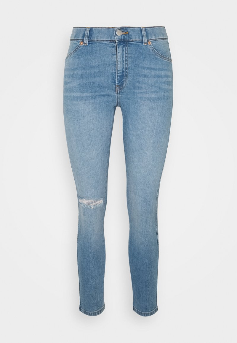 Dr.Denim Petite - PLENTY - Jeans Skinny Fit - storm light blue ripped