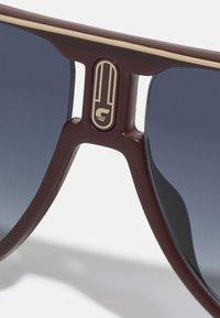 Carrera - UNISEX - Sunglasses - burgundy - 4