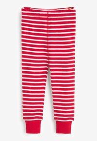 Next - CHRISTMAS APPLIQUÉ STRIPE - Pyjama set - red - 3