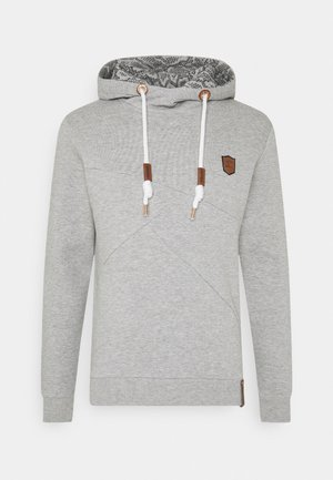 LIMOGES - Sweat à capuche - grey mix