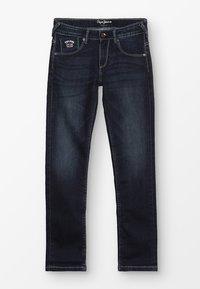 Pepe Jeans - EMERSON - Slim fit jeans - dark-blue denim - 0