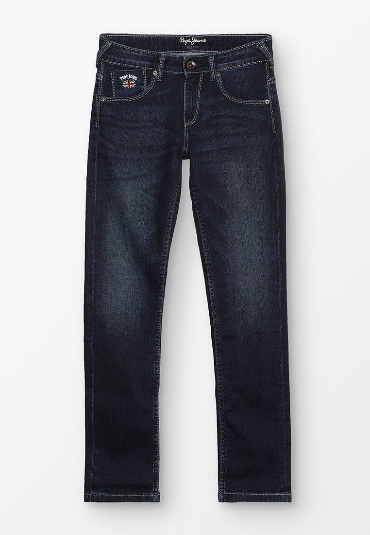 Pepe Jeans - EMERSON - Slim fit jeans - dark-blue denim