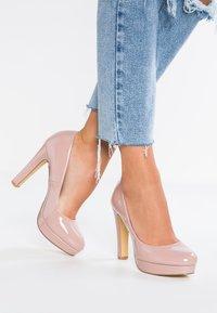 Even&Odd - High heels - rose - 0