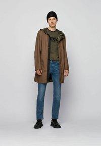 BOSS - Slim fit jeans - dark blue - 1
