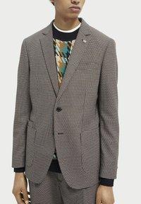 Scotch & Soda - Blazer jacket - brown - 3