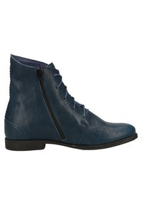 Think! - Lace-up ankle boots - azur 8000 - 6