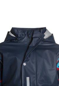 Playshoes - Waterproof jacket - dunkelblau - 4