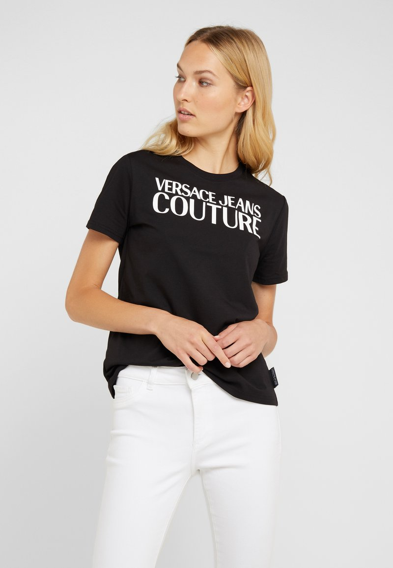 Versace Jeans Couture - Print T-shirt - nero
