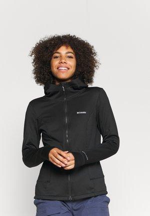 WINDGATES TECH NOCTURNAL HEATH - Fleece jacket - black