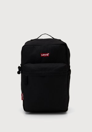 L PACK STANDARD ISSUE UNISEX - Rygsække - regular black