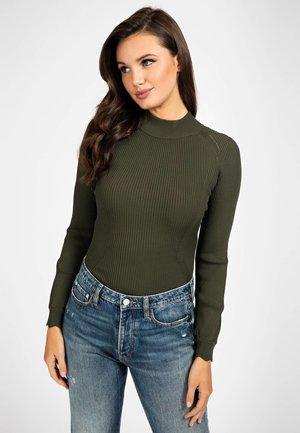HELENA - Sweter - grün