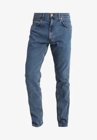 GREENSBORO - Straight leg jeans - midstone
