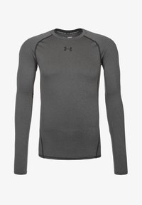 Under Armour - COMP - Sports shirt - dark grey - 0