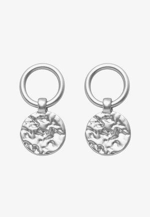 AMBER SIMPLE - Earrings - silver plating