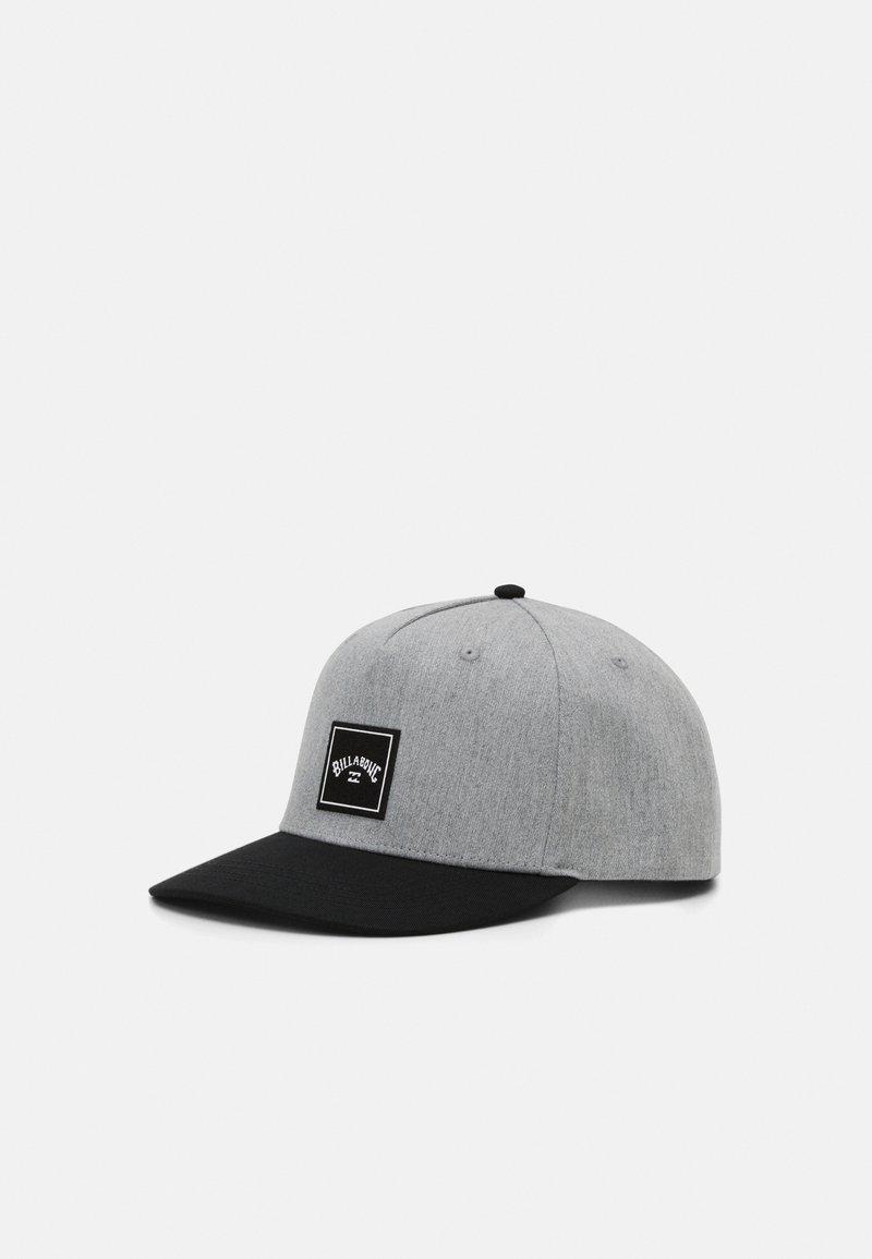 Billabong - STACKED SNAPBACK - Cap - grey heather
