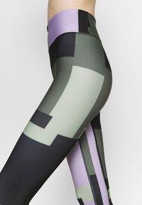 Casall - PRINTED SPORT  - Leggings - multi-coloured - 4
